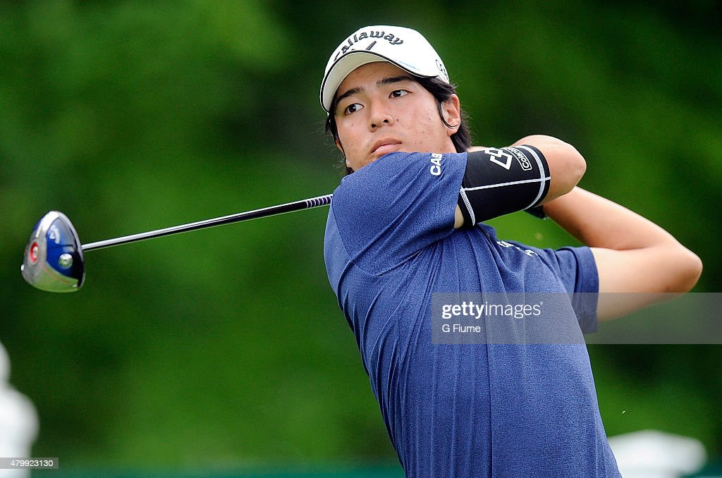 The Greenbrier Classic - Round Two : News Photo