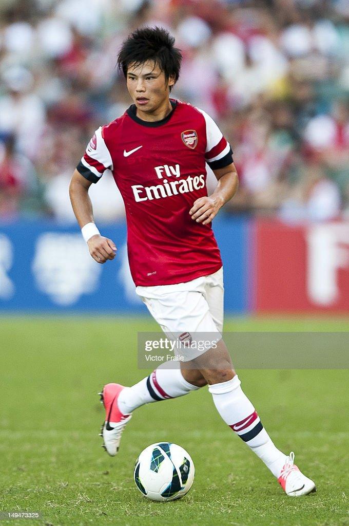 Kitchee FC v Arsenal FC : ニュース写真