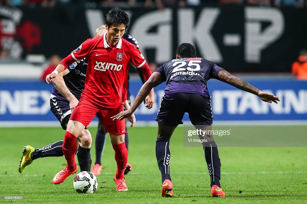 Dutch Eredivisie - 'FC Twente v Go Ahead Eagles' : News Photo