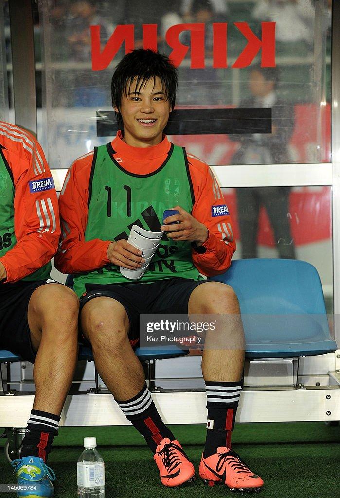 Japan v Azerbaijan - International Friendly