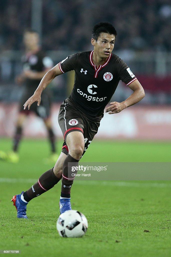 FC St. Pauli v TSV 1860 Muenchen - Second Bundesliga : ニュース写真