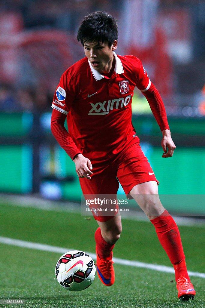 FC Twente v PSV Eindhoven - Eredivisie : ニュース写真