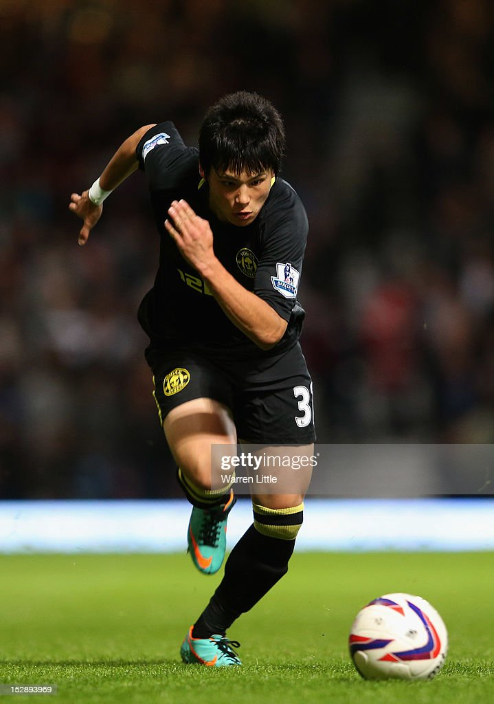 West Ham United v Wigan Athletic - Capital One Cup Third Round : ニュース写真