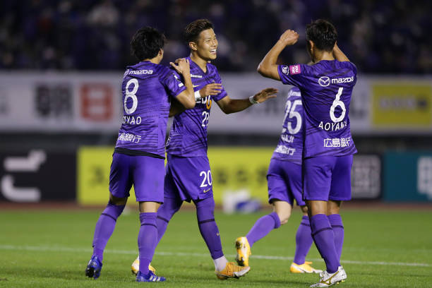 JPN: Sanfrecce Hiroshima v Yokohama F.Marinos - J.League Meiji Yasuda J1