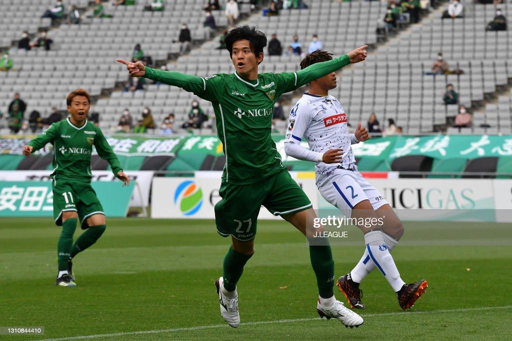 Tokyo Verdy v Mito HollyHock - J.League Meiji Yasuda J2 : ニュース写真