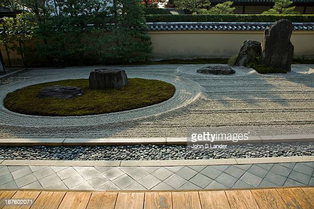 Ryogenin Garden Ryogenin the head temple of the South School of Rinzaishu Daitokuji sect has a collection of zen gardens The most interesting would...