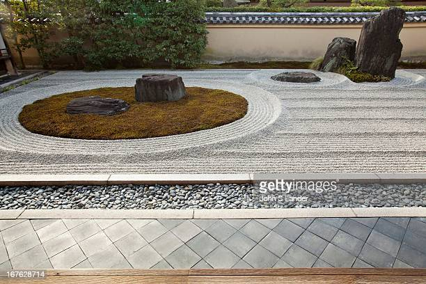 Ryogenin is a sub temple of the Daitokuji Zen Buddhist complex in Kyoto It was constructed in 1502 There are five gardens adjoining the abbot's...