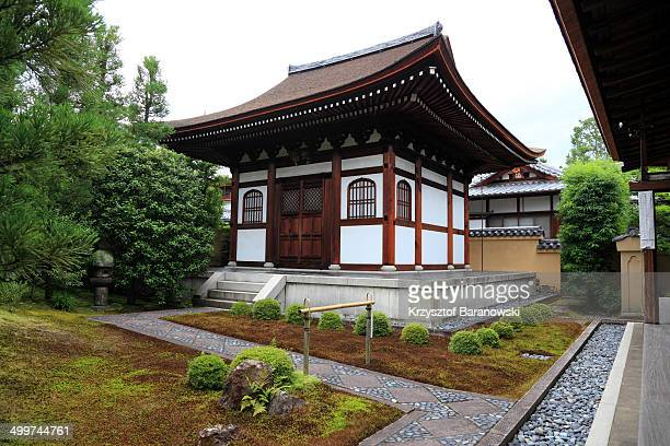 CONTENT] Ryogenin is a subtemple of the Daitokuji Buddhist complex located in Kitaku Kyoto Japan