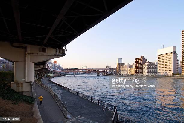ryogoku junction - christinayan ストックフォトと画像