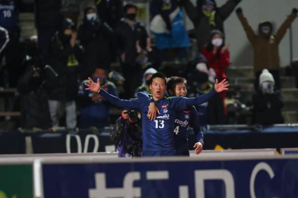 JPN: Thespa Kusatsu Gunma v Fagiano Okayama - J.League Meiji Yasuda J2