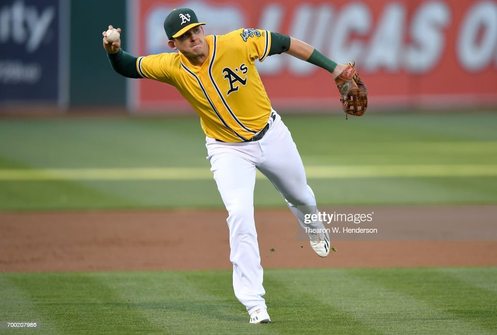 Houston Astros v Oakland Athletics : ニュース写真