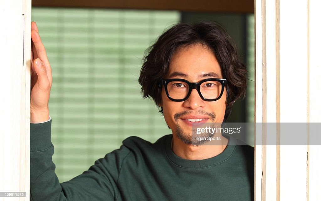 Ryoo Seung-Bum poses for photographs on January 23, 2013 in Seoul, South Korea.