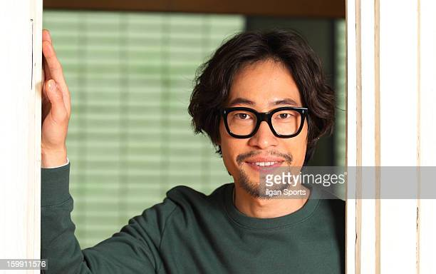 Ryoo SeungBum poses for photographs on January 23 2013 in Seoul South Korea