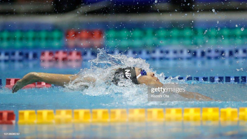 Pan Pacific Swimming Championships - Day 1 : ニュース写真