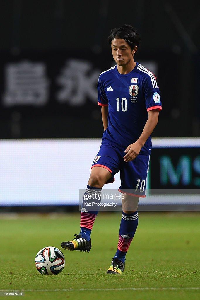 Japan v Uruguay - International Friendly : ニュース写真