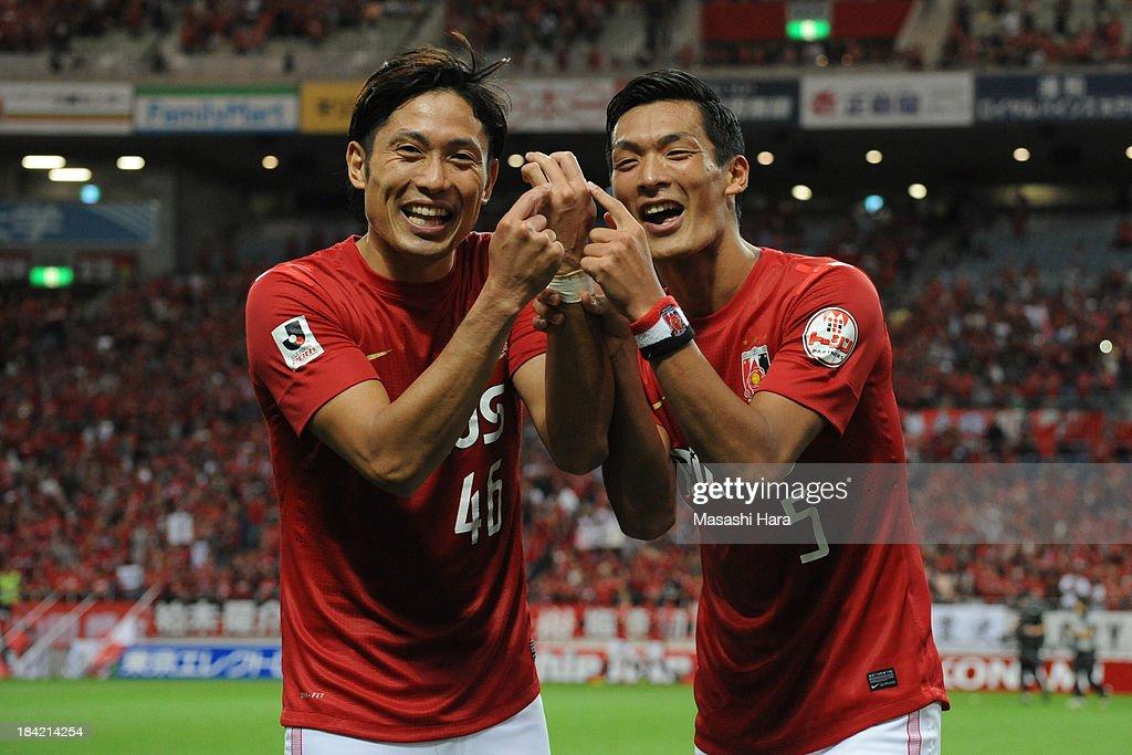 Urawa Red Diamonds v Kawasaki Frontale - Yamazaki Nabisco Cup Semi Final 2nd Leg