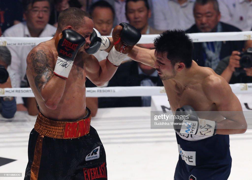 Rob Brant v Ryota Murata  - WBA Middleweight Title Bout : ニュース写真
