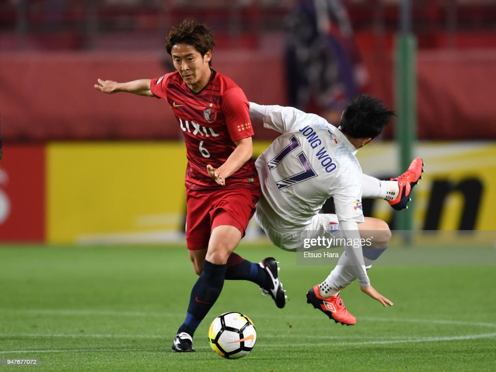 Kashima Antlers v Suwon Samsung Bluewings - AFC Champions League Group H