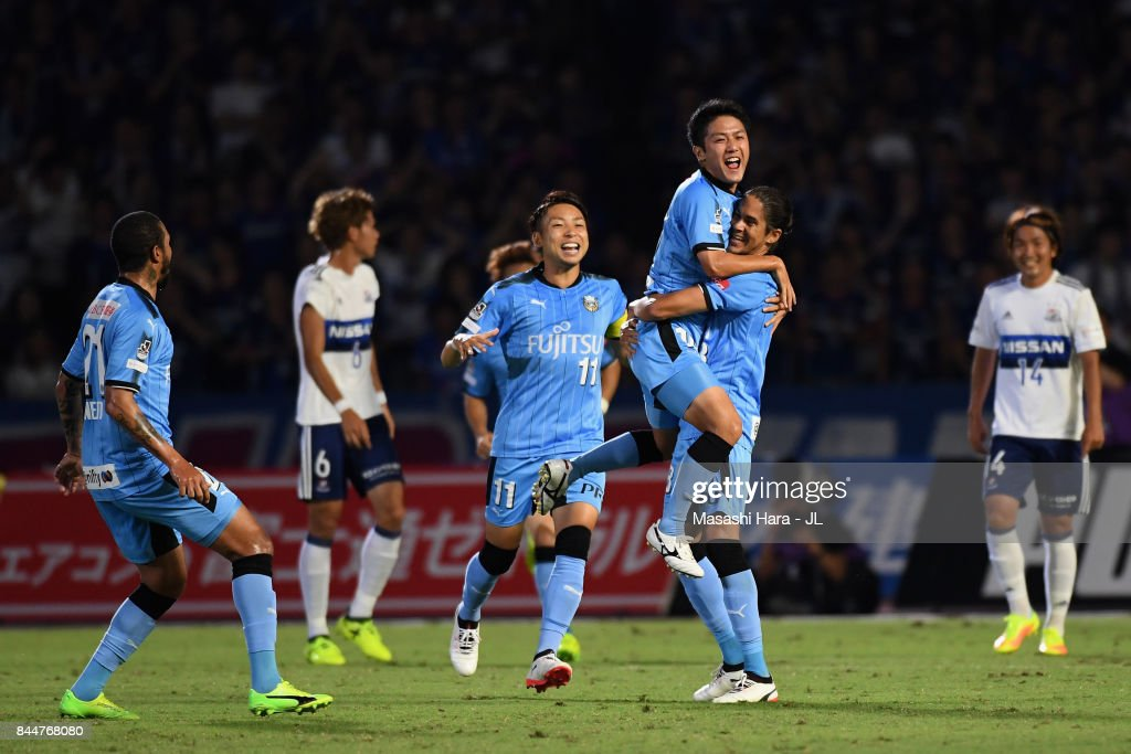 Kawasaki Frontale v Yokohama F.Marinos - J.League J1 : News Photo