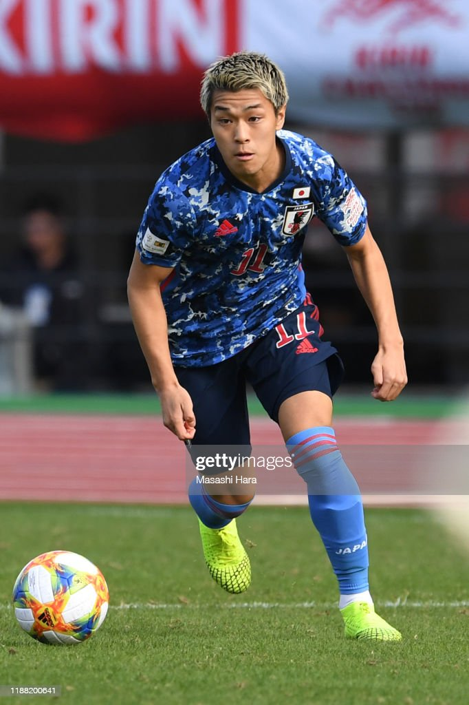 Japan U-22 v Colombia U-22 - International Friendly : ニュース写真
