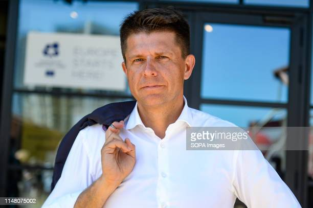 Ryszard Petru seen during Freedom and Solidarity Days in Gdansk. Gdansk, in the 1980s became the birthplace of the Solidarity movement, which brought...