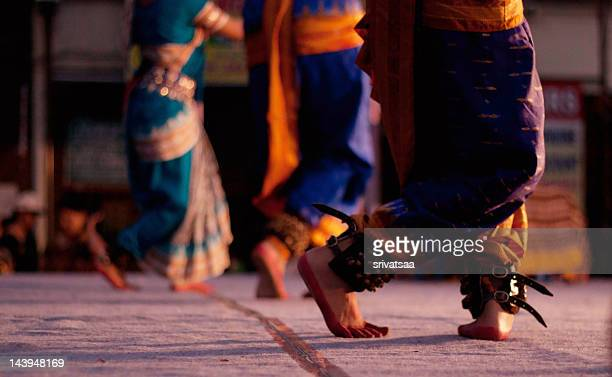 rythm of classical dance - chennai stock pictures, royalty-free photos & images