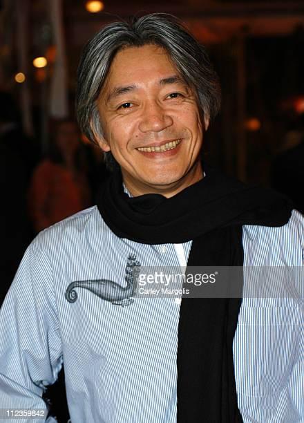 Ryuichi Sakamoto during The Museum of Modern Art ReOpens in Midtown Manhattan at Museum of Modern Art in New York New York United States
