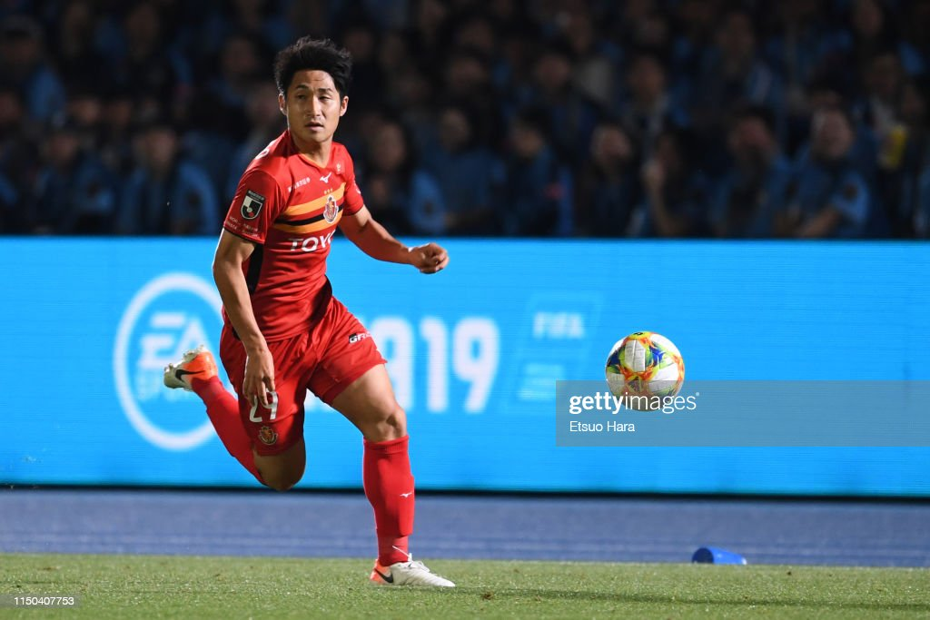 Kawasaki Frontale v Nagoya Grampus - J.League J1 : News Photo