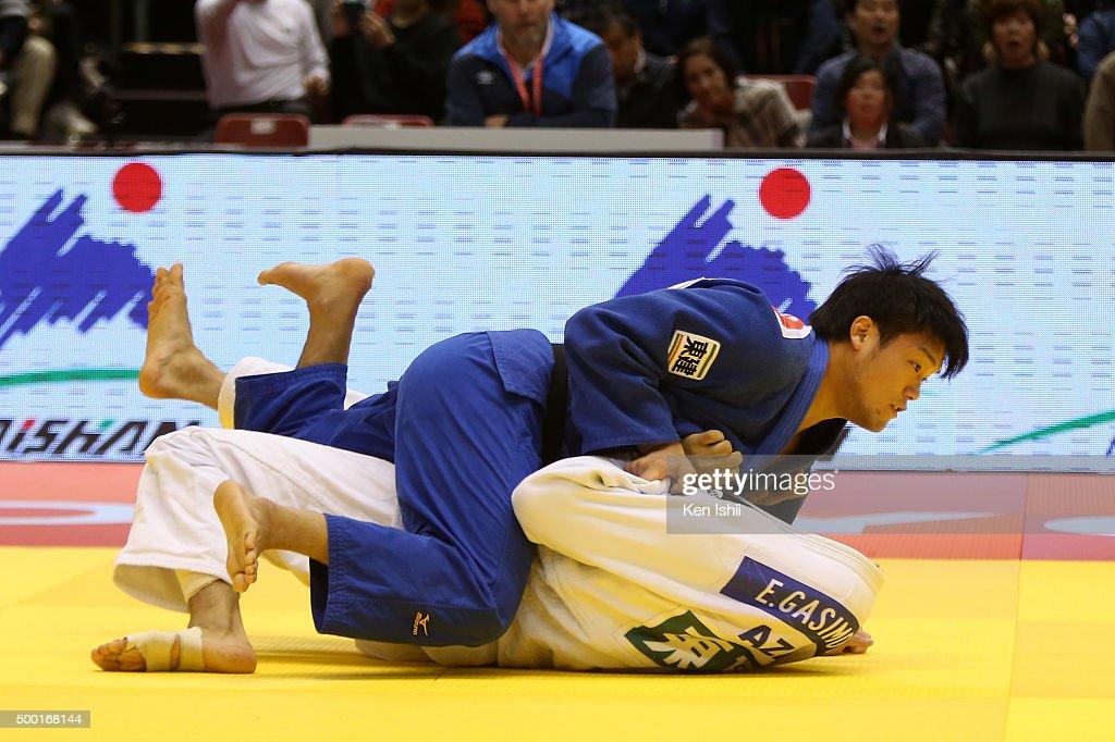 Judo Grand Slam Tokyo 2015 - Day 3 : News Photo