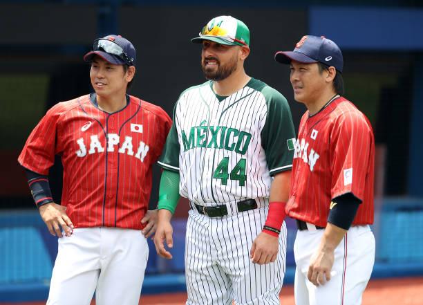 JPN: Baseball - Olympics: Day 8