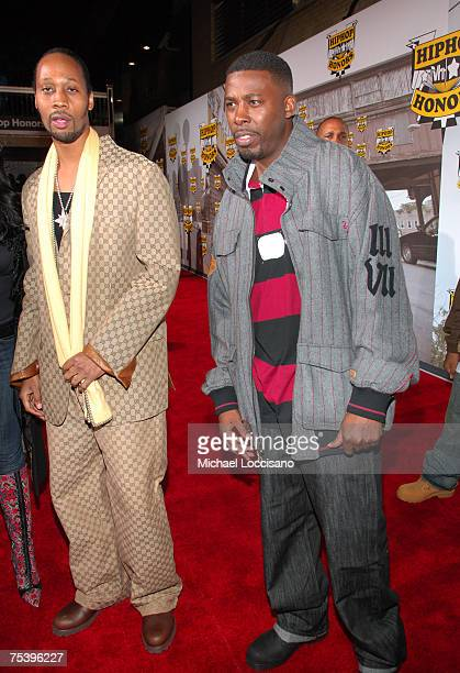 Rza and Gza of WuTang Clan