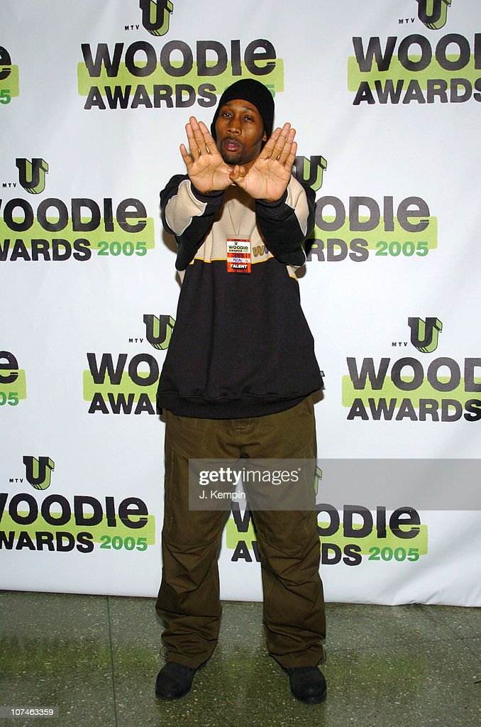 2005 MTVu Woodie Awards - Arrivals
