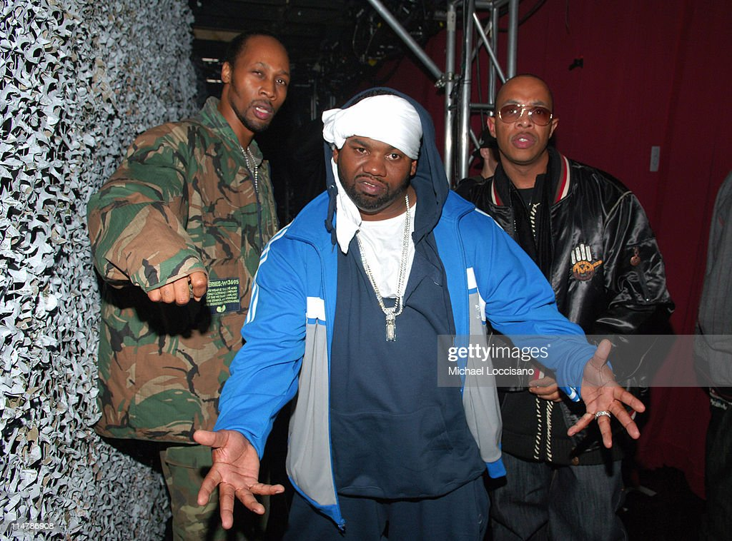 2006 VH1 Hip Hop Honors - Backstage and Audience