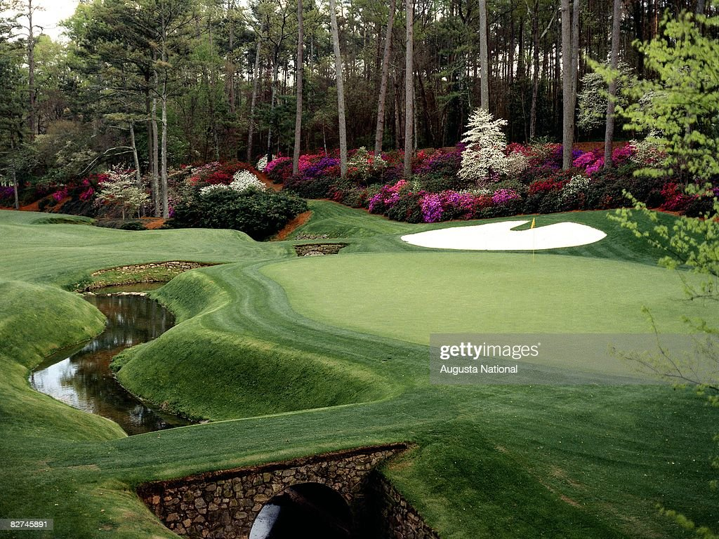 Augusta National Archive : News Photo
