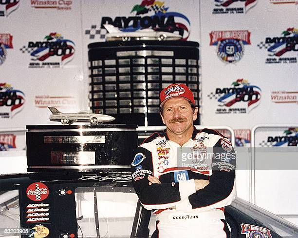 S 50th year got off to a bang with Dale Earnhardt winning the Daytona 500 after 20 tries. The win came 50 years to the day of the running of NASCAR's...