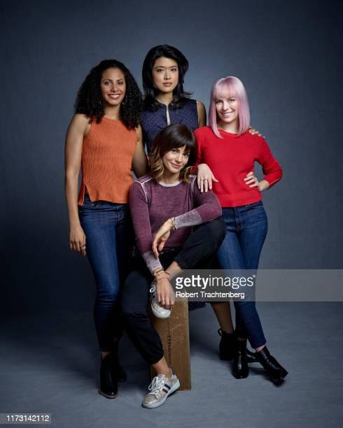 THINGS ABC's A Million Little Things stars Christina Moses as Regina Howard Stephanie Szostak as Delilah Dixon Grace Park as Katherine Saville and...