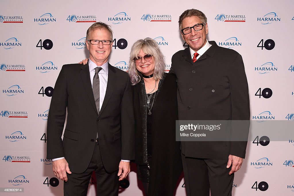 T.J. Martell 40th Anniversary NY Gala - Arrivals : News Photo