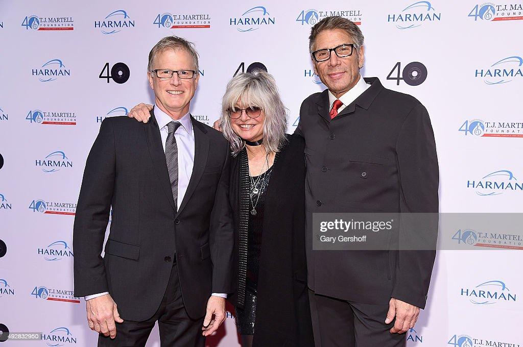 T.J. Martell 40th Anniversary NY Gala - Arrivals : News Photo