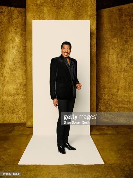 "S ""American Idol"" stars judge Lionel Richie."