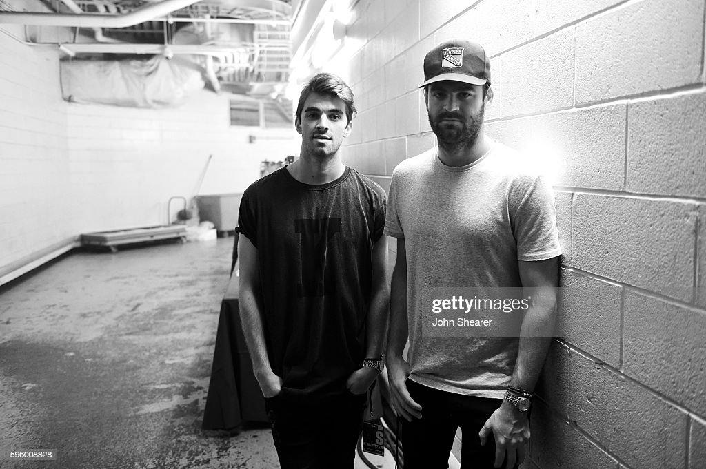 NY: 2016 MTV Video Music Awards - Rehearsals - DAY 2