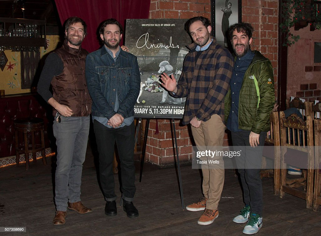 """Screening Party For HBO's """"Animals"""""""