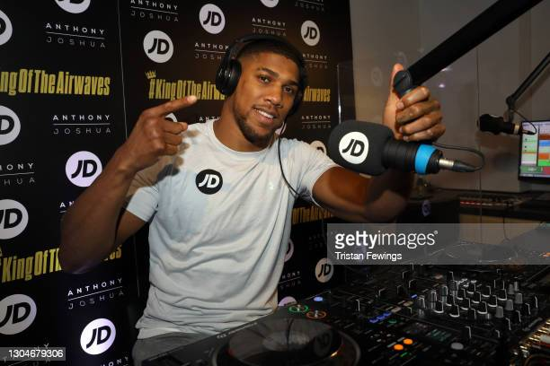S Anthony Joshua hosts his #KingOfTheAirwaves radio show live on TikTok with a host of special guests including Munya Chawawa, Headie One, Ghetts,...