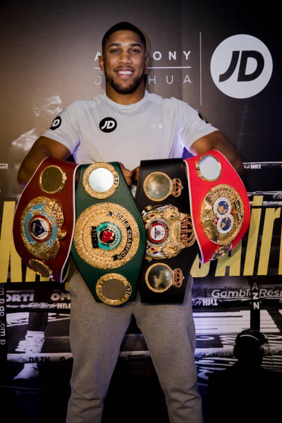 GBR: JD x Anthony Joshua's King of The Airwaves