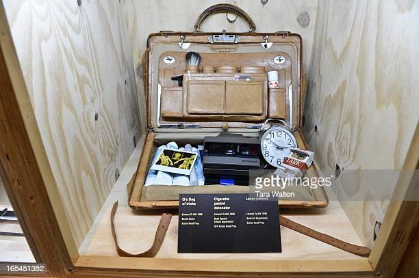 Q's bag of tricks Toronto's TIFF Bell Lightbox celebrates the James Bond 50th anniversary with the North American premiere of Designing 007 Fifty...