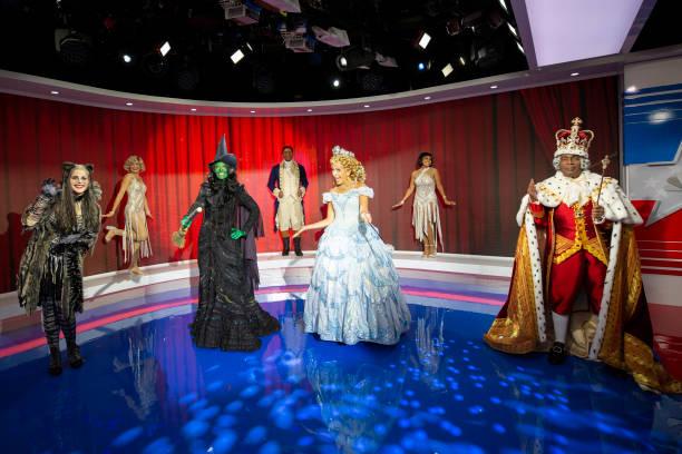 "NY: NBC's Today Show - ""Halloween Costumes"""