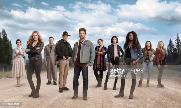 "S ""Big Sky"" stars Valerie Mahaffey as Helen Pergman, Katheryn Winnick as Jenny Hoyt, Brian Geraghty as Ronald Pergman, John Carroll Lynch as Rick..."