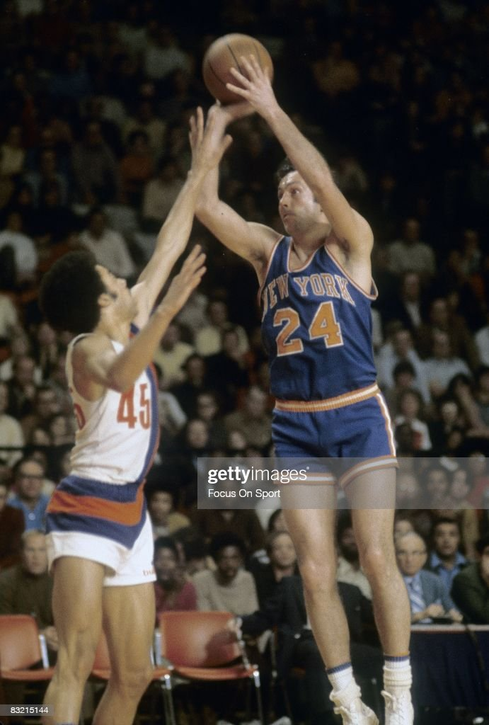 BALTIMORE, MD - CIRCA 1960's: Bill Bradley of the New York Knicks ...