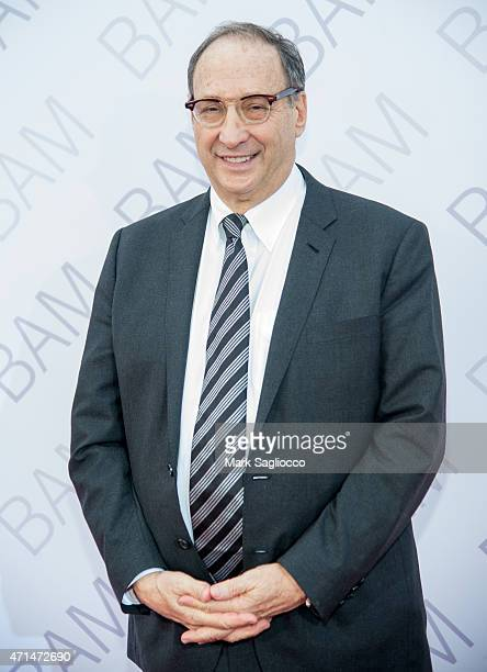 NBA's Brooklyn Nets Minority Owner Bruce Ratner attends The 2015 Karen Gala at the Duggal Greenhouse on April 28 2015 in New York City