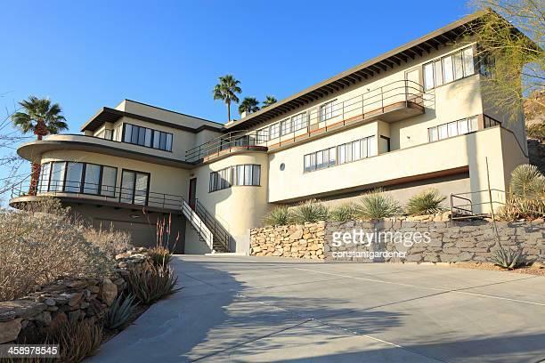 1930's California Moderne Architecture