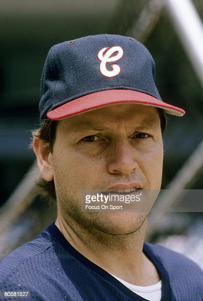 CIRCA 1980's Catcher Carlton Fisk of the Chicago White Sox on the field during batting practice before a MLB baseball game circa early 1980's Fisk...